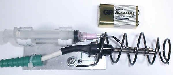 How to make a mini diy smoke machine